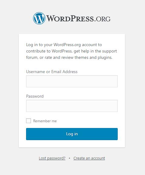 what-is-wordpress-login