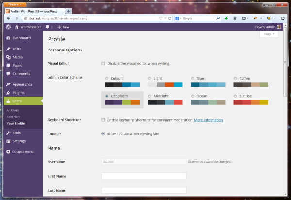 wordpress_3.8_color_scheme