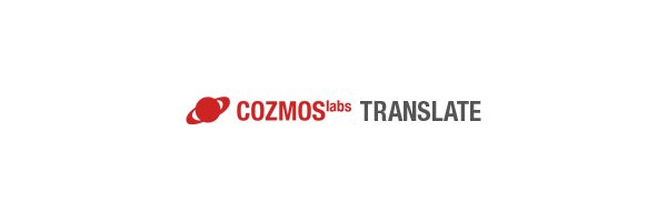 CozmosLabs Translate Logo