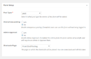 10. WordPress Creation Kit - Frontend Posting - Form Setup