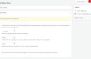 2. WordPress Creation Kit - Custom Fields Creator  Tool - Meta Box Arguments