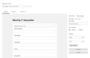 Profile Builder - MailChimp - Associate Groups