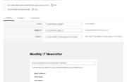 Profile Builder - MailChimp - Final Welcome Message