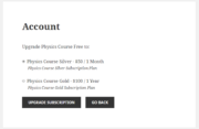 Paid Member Subscriptions Pro - Multiple Subscriptions Per User - Upgrading a Subscription Plan