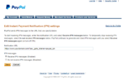 Paid Member Subscriptions Pro - Recurring Payments for PayPal Standard - PayPal IPN