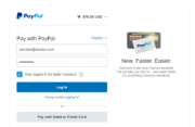 Paid Member Subscriptions Pro - Recurring Payments for PayPal Standard - PayPal Login