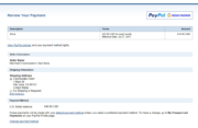 Paid Member Subscriptions Pro - Recurring Payments for PayPal Standard - Recurring Confirm