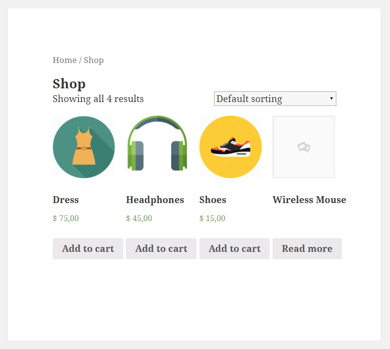 Paid Member Subscriptions - WooCommerce - Shop Page - Content Restrction - Product Viewing