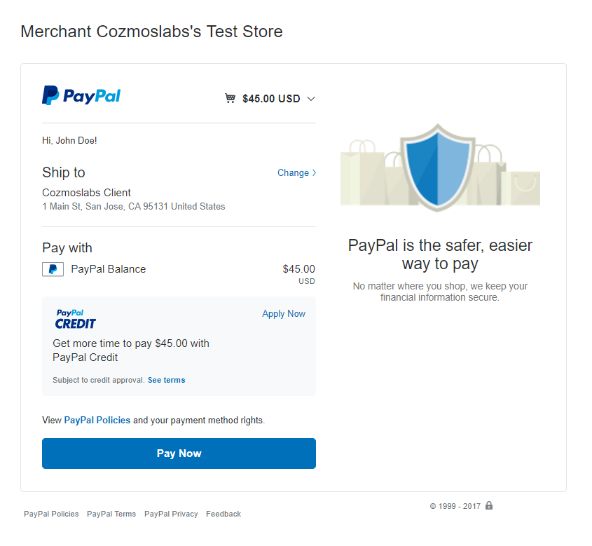 Paid Member Subscriptions Pro - Discount Codes - Confirm PayPal Payment