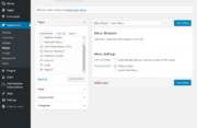 Paid Member Subscriptions Pro - Navigation Menu Filtering - Add Menu Items