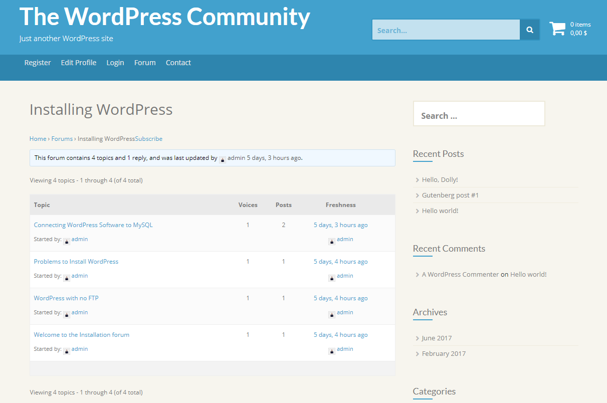 How To Restrict bbPress Forums & Topics based on membership