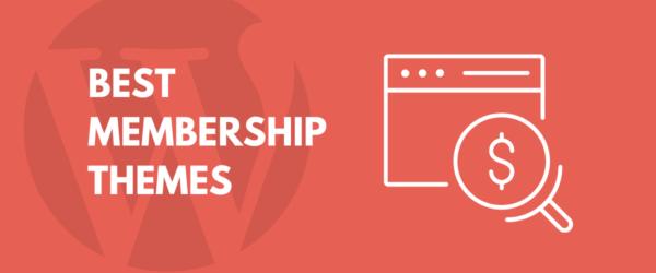 Best WordPress Membership Theme