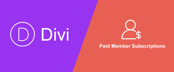 Create Divi Membership Site using Paid Member Subscriptions