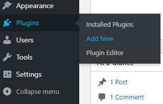 Add new user to WordPress website