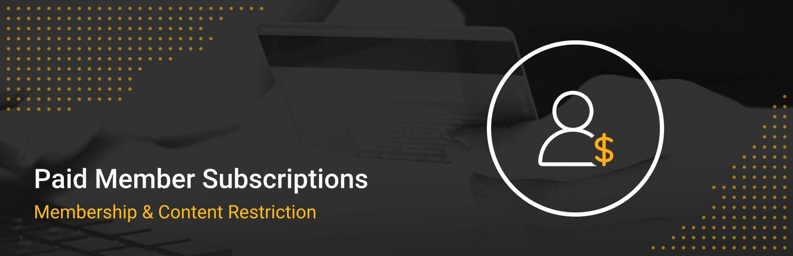 User Manangement plugin Paid Member Subscriptions