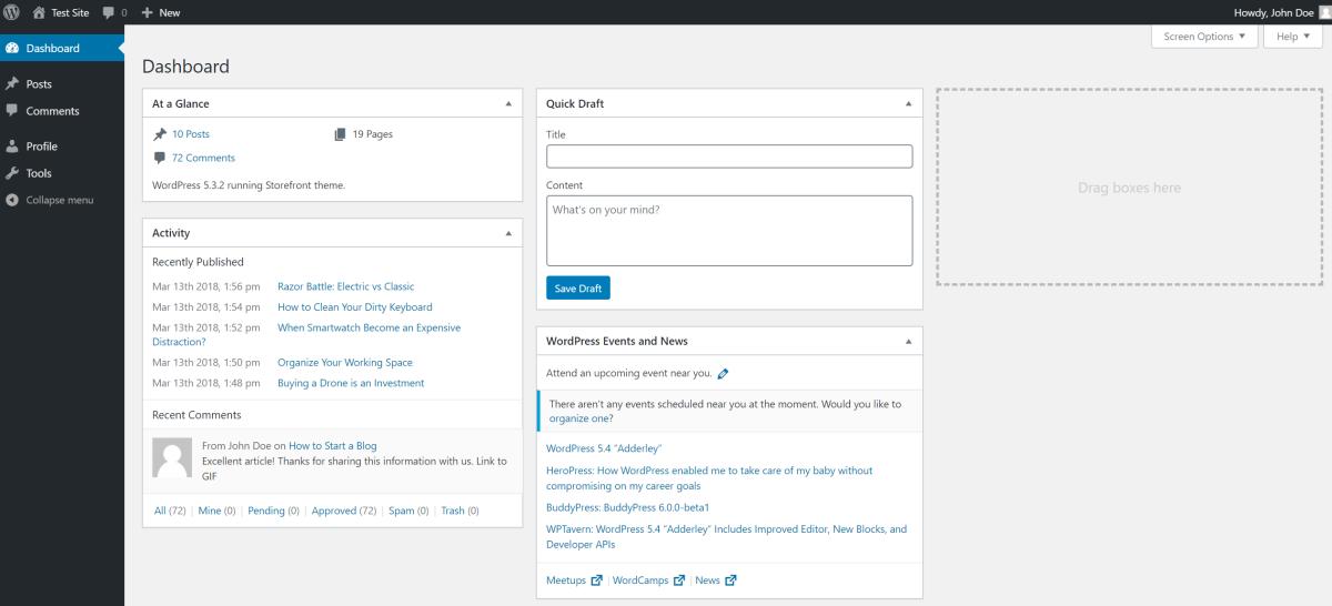 Contributor user role
