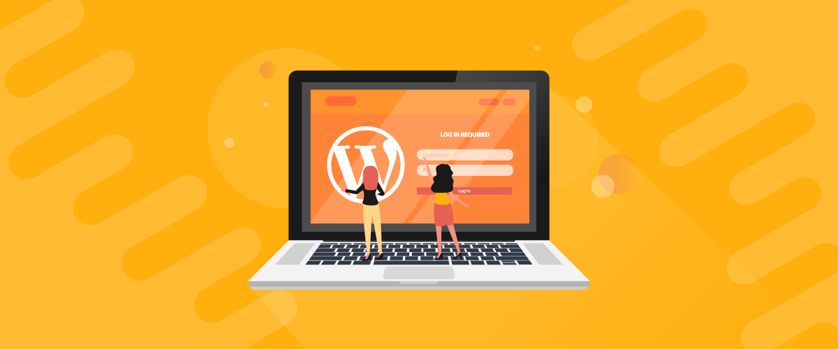 Cozmoslabs wordpress require login to view page