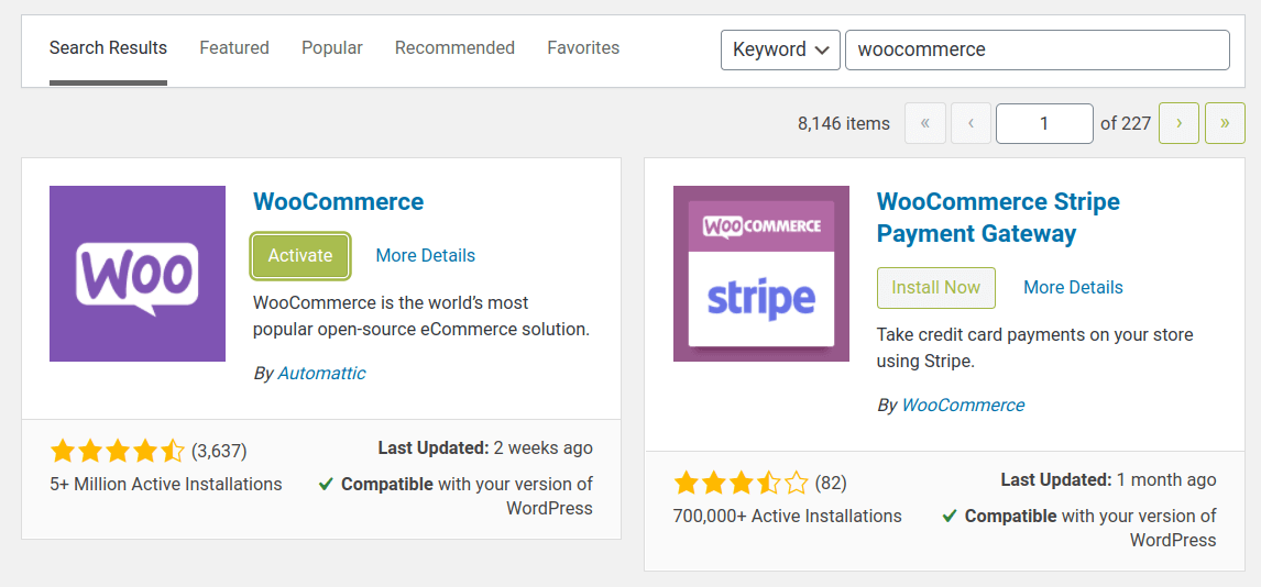 install woocommerce plugin for woocommerce subscriptions