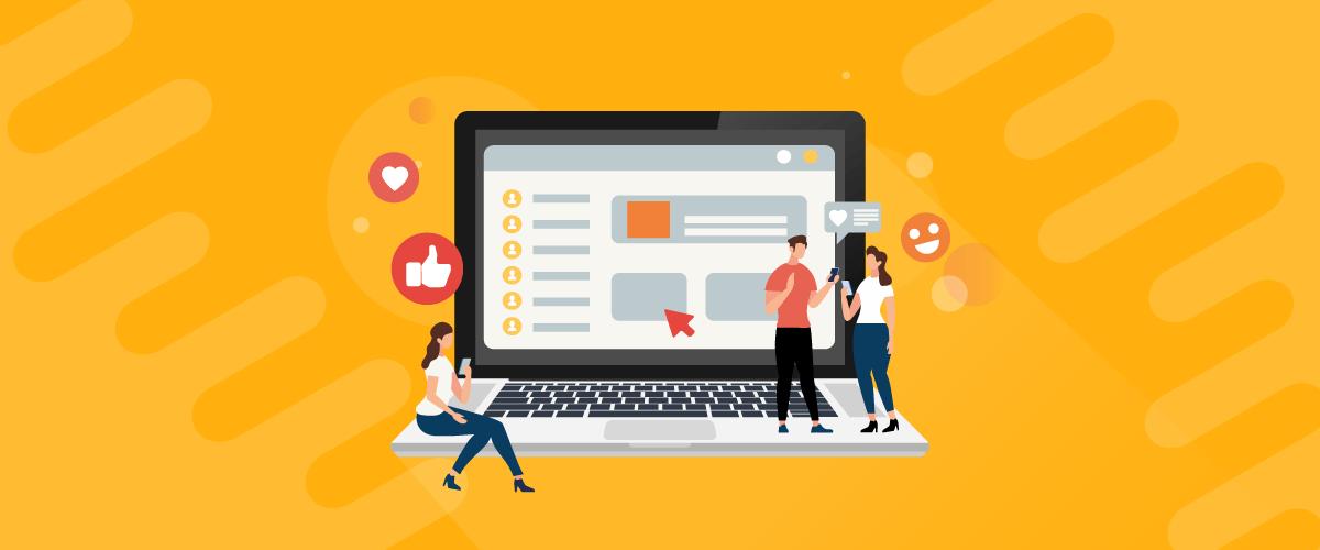 WordPress community plugin graphic