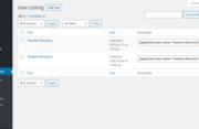 Member Directory with WordPress Profile Plugin