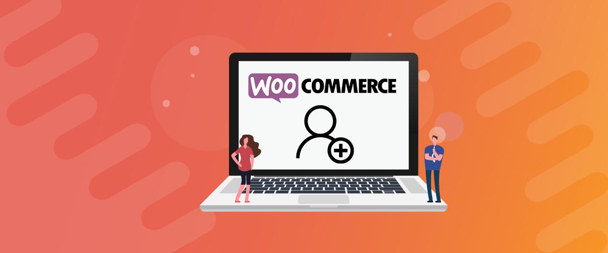 WooCommerce User Registration tutorial