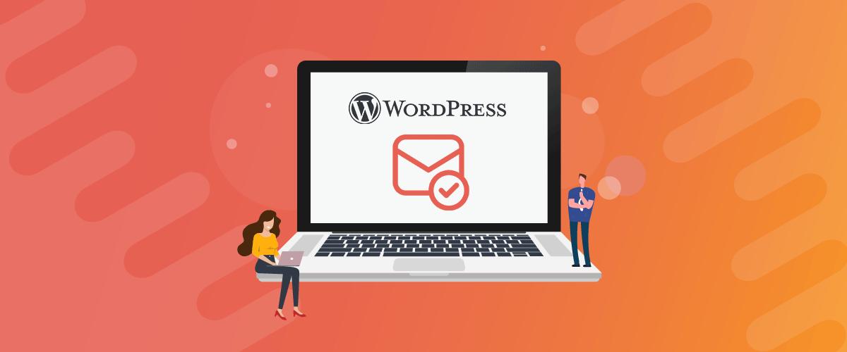 WordPress Email Verification Setup