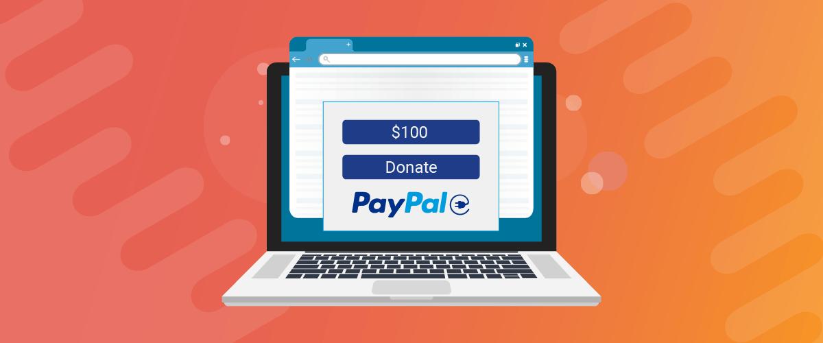 WordPress PayPal Donation Plugin